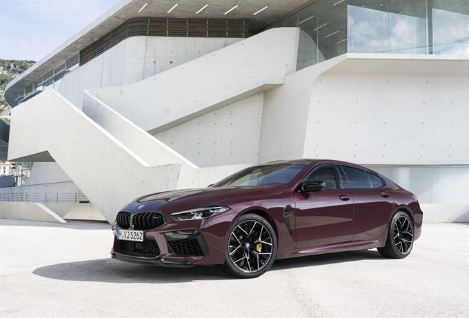 BMW, 강력한 625마력 'M8' 출시…제로백 3.2초, 최고속도 305㎞
