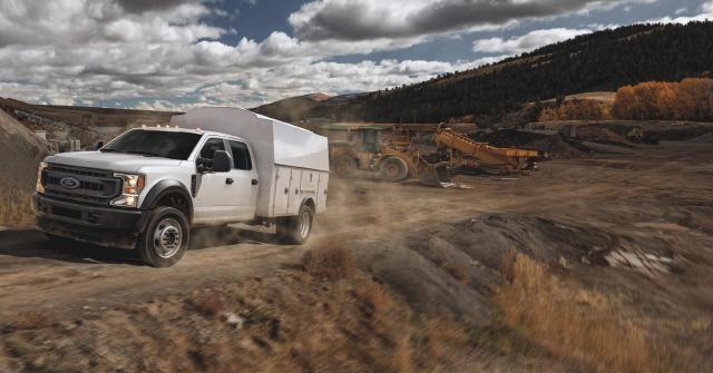 한국타이어, 상용트럭 '슈퍼 듀티'에 타이어 공급
